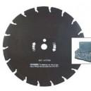 Disc diamantat pentru asfalt 450MM